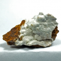 Autunite On Crandallite Psm Wavellite