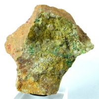 Mimetite On Segnitite