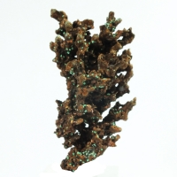 Nantokite On Native Copper