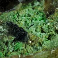 Ulrichite Chalcosiderite & Turquoise