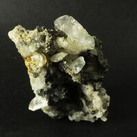 Calcite Sphalerite & Pyrite