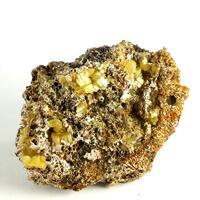 Dundasite Crocoite & Chrome-Cerussite