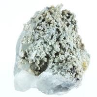 Luinaite-(OH) On Albite & Fluorite