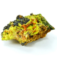 Crocoite On Pyromorphite