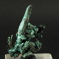 Paratacamite On Native Copper