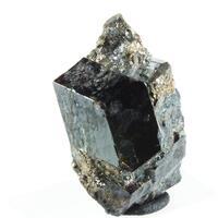 Spessartine In Chalcopyrite & Galena