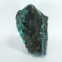 Malachite On Chrysocolla