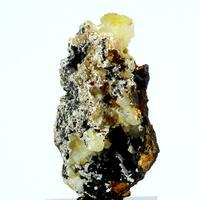 Dundasite & Chrome-Cerussite