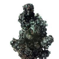 Native Copper Tenorite & Ktenasite