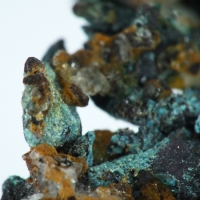 Native Copper & Ktenasite