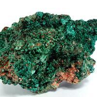 Antlerite & Brochantite