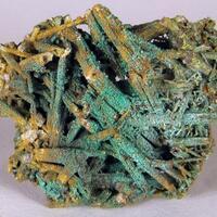 Cerussite With Malachite