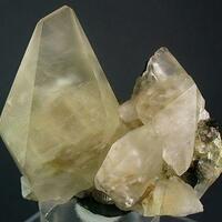 Calcite Adularia & Quartz