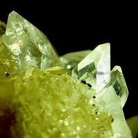 Fluorite Dolomite & Chalcopyrite