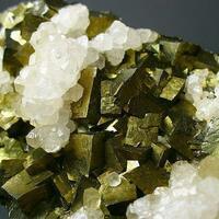 Pyrite & Calcite