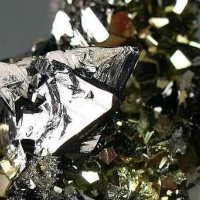 Tetrahedrite & Pyrite