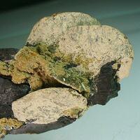 Wolframite Siderite Pyrrhotite & Pyrite