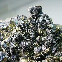 Pyrite Galena Sphalerite Calcite & Quartz