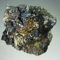 Arsenopyrite Bournonite & Pyrite