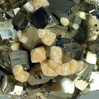Pyrite Calcite & Galena