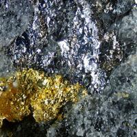 Gold & Coloradoite