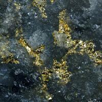 Calaverite & Gold