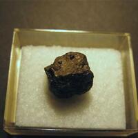 Magnetite In Chalcopyrite
