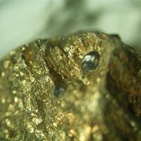 Pentlandite In Chalcopyrite
