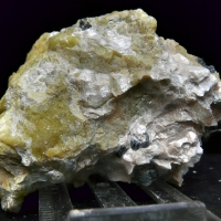 Hydrotalcite With Lizardite