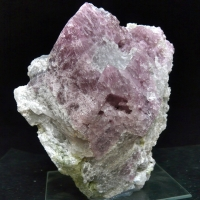 Spinel On Forsterite