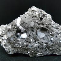 Thomsonite-Ca With Phillipsite-K