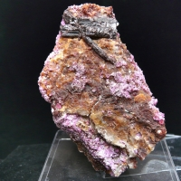 Painite With Ruby