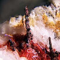 Chalcotrichite & Copper