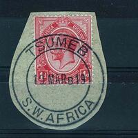 Mining Memorabilia - Stamps