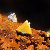 Miersite & Bromargyrite & Chlorargyrite