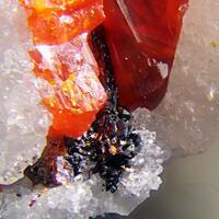 Seligmannite & Hatchite & Wallisite