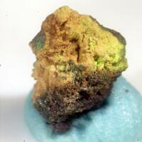 Aerugite Bunsenite & Xanthiosite