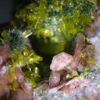 Pumpellyite & Clinozoisite
