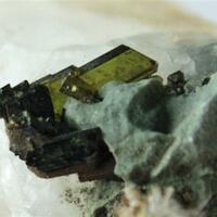 Epidote & Calcite
