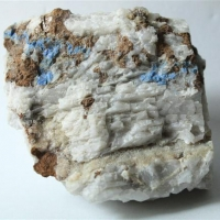 Lazulite & Breunnerite