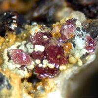 Leucophosphite & Cyrilovite