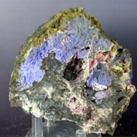 Bermanite Variscite & Phosphosiderite