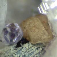 Xenotime & Fluorite