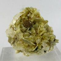 Greifensteinite & Muscovite