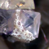 Fluorite & Hingganite-(Y)