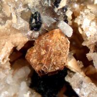 Pyrochlore Zircon & Xenotime