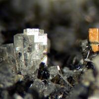 Nepheline Melilite Pyroxene Group Sodalite & Magnetite