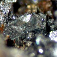 Polybasite & Pearceite