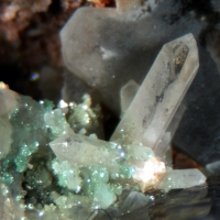 Xenotime Zircon Pyrochlore & Aegirine