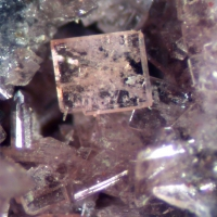 Phosphosiderite & Chalcosiderite